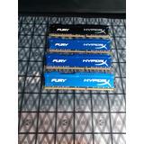 Memorias Ddr3 // Kingston Hyperx 4gb 1600mhz// Fotos Reales