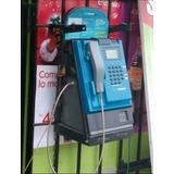 Remato 2 Cabinas De Telefonos Malogrados