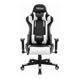 Sillas Gamer Reclinable A 180° Technisport - Sgbl