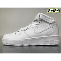 e67df7721eb0f Busca Nike Air Force 1 Mid Youth GS Calzado con los mejores precios ...