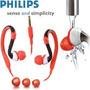 Philips Audifonos Shq3000 Deportivos Mp3 Mp4, Ipod Pc Laptop
