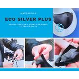 Mascarilla Eco Silver Plus- Tallas Niños Y Adultos