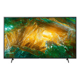 Sony Tv 65'' Xbr-65x805h Led 4k Uhd Con Hdr Android Tv