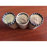 Rollo De Moneda Vicus Riqueza Y Orgullo Peru (20 Monedas)
