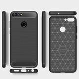 Case Huawei P Smart + Vidrio