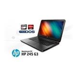 Laptops Marca Hp Modelo 245 G3 Amd Nuevas Selladas