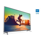 Televisor Philips Smart 4k Uhd Ultradelgado 50 50pud6513