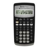 Calculadora Financiera Texas Instruments Baii Plus. Sellada
