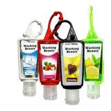 Frasco Pet - Envase Para Alcohol En Gel 30 Ml Alta Calidad