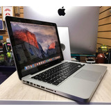 Macbook Pro Core I7 Apple 13 Pulgadas 8gb Ram 750gb 2011