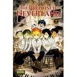 Manga The Promised Neverland Tomo 07 - Norma Editorial