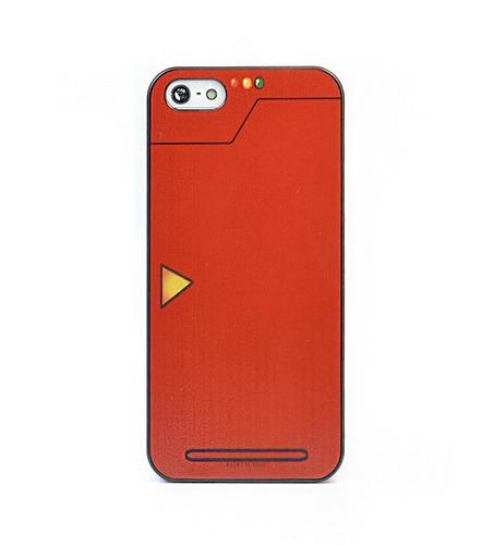 ba3f2c4d50f Funda Protector iPhone 4 4s - Plastico Acrilico Pokedex