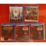 Remato Blu Ray Hd Dvd Dark City Dead Space Horror Punisher