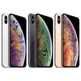 Iphone Xs Max 256gb Libres 12mp Nuevos 4g Sellados Oferta!!!