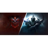 Diablo 3 Clásico + Reaper Of Souls Pc Digital