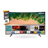 Tv Curvo 55 2019 Serie 7 Samsung Uhd 4k Sellados