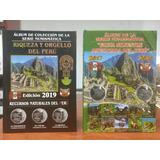 2x27 Soles Album Coleccion De Monedas