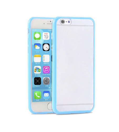 e58f11f08da Case Funda Protector iPhone 6 6s - Hibrido Anticaidas