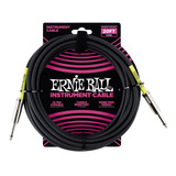 Cable Para Guitarra Bajo Teclado Ernie Ball 3 Metros