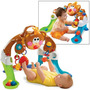 Gimnasio Fisher Price Oso Pataditas Luces Sonidos Musical