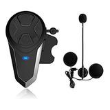 Intercomunicador Bts3 Bluetooth Para Casco De Motocicleta