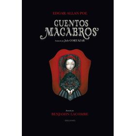 Cuentos Macabros/e.a. Poe / Editorial Edelvives/ S/.110