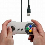 Mando Para Pc Y Tv Box Super Nintendo