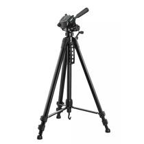 Tripode 1.70m+ Funda+ Adaptador Para Smartphone Canon Nikon