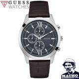 Reloj Guess Hudson W0876g1 Acero Original En Caja Garantia