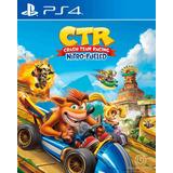 Crash Team Racing Nitro Fueled Ps4 Digital Gcp