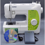 Maquina De Coser Brother Bm2800 Semi Industrial Domestica