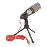 Microfono Condensador Sf 666 Youtube Skype Semi Profesional