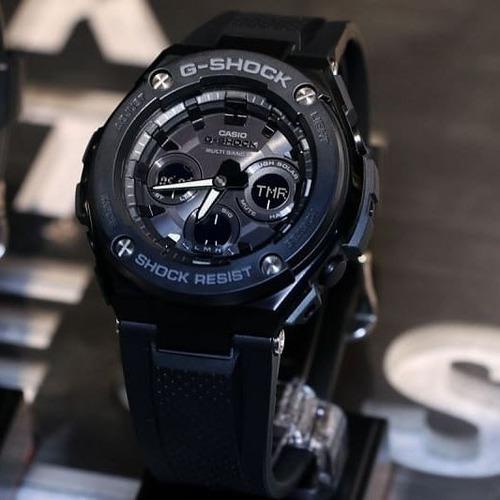 f0cb30cac8d0 Reloj Casio G-shock Gst-s300g-1a1 100% Original