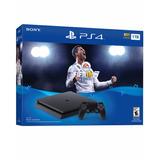 Consola Playstation Ps4 1tb 1000gb + Fifa 18 Nuevo + Tienda
