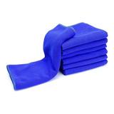 Paño De Microfibra - (30 X 30 Cm) - Blue