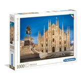 Rompecabezas Puzzle Clementoni High Collection 1000 Piezas