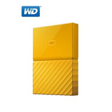 Wd Disco Duro Externo Western Digital My Passport, 2 Tb, Usb