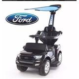 Carrito Carro Ford Buggy Bateria Pedal Electrico Niños