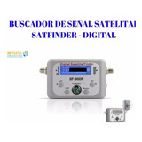 Satfinder Digital Sat Finder Buscador Señal Satelital Tienda