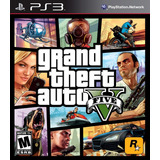 Grand Theft Auto V Gta V Ps3 Digital Gcp