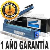 Selladora Bolsas Profesional Industrial 30cm 1 Año Garantia