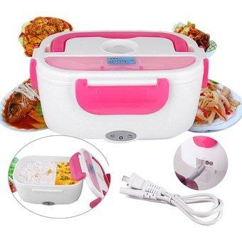 Lonchera taper el ctrico calentador de comida portatil s for Taper de comida