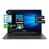 Laptop Asus Zenbook Ux430un-ih74 14  Core I7 512gb 16gb