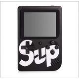 Mini Consola Retro Portátil Sup Game 400 Juegos En 1