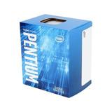Procesador Intel Pentium G4560, 3.50ghz, 3mb L3, 4 Hilos