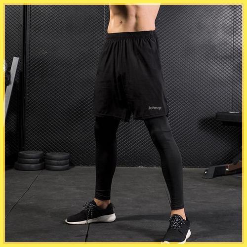 Pantalon De Compresión Legging Hombre