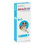 Bravecto 20-40kg Antipulgas Garrapaticida Por 3 Meses Perros
