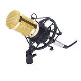 Microfono Condensador Bm800 Laptop Pc Youtuber Estudio