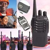 Radio Walkie Talkie Baofeng-888s 5w 400-470mhz 16ch Dos Vias