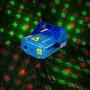 Mini Proyector Laser De Figuras Efectos Luces Sicodelicas